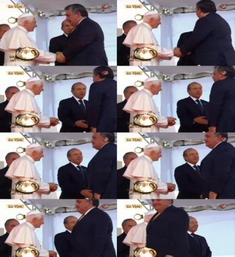 Representante de AMLO toma una pésima actitud frente al Papa